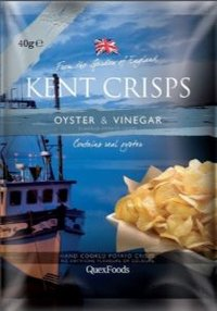Kent Crisps - Oyster and Vinegar