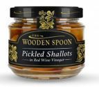 Wooden Spoon Pickled onions in cider vinegar with chilli