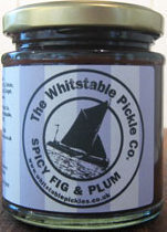 Whitstable Pickle Co Spicy Fig & Plum