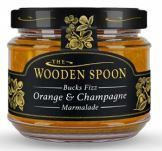 """Bucks Fizz"" Orange and champagne marmalade"