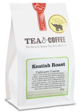 Kentish Roast ground coffee 227g