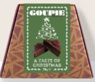 Goupie confectionery - Taste of Christmas