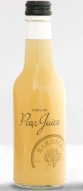 Bardsley pear juice 250ml
